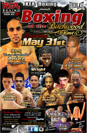 Professional Boxing presented by KEA Boxing