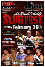 South Philly Slugfest
