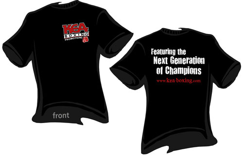 KEA Boxing T-Shirt